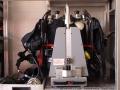 Pressluftatmer Geräteraum